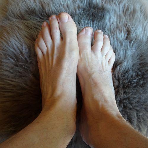 Feet Closeup 1