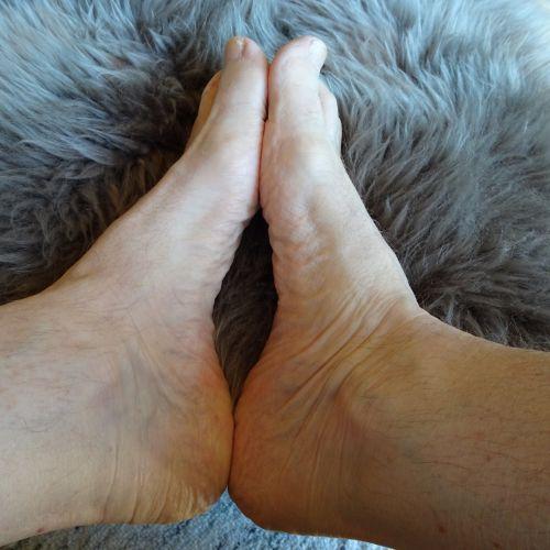 Feet Closeup