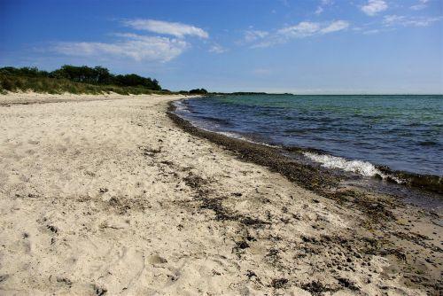fehmarn island beach