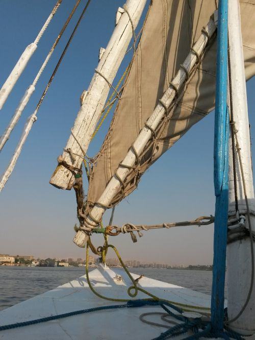 felucca,Nile,Egiptas
