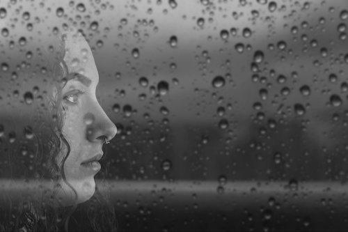 female  young  rain