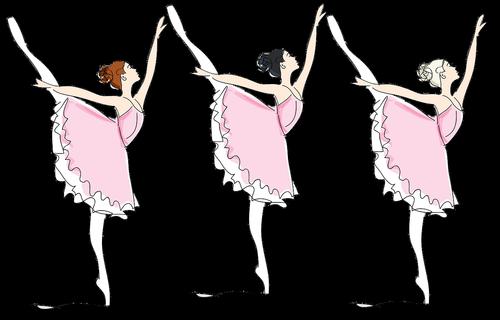 female  ballet  woman