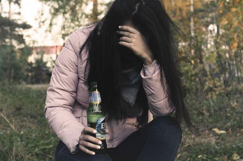 female alcoholism alcoholism girl