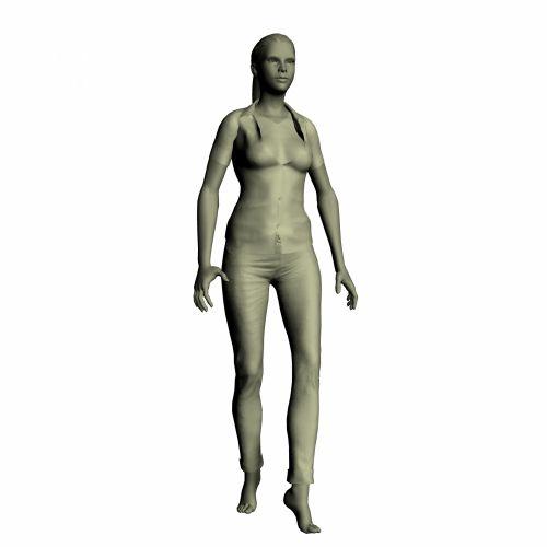 Female Mannequin 1