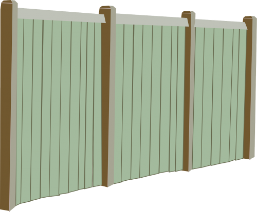 fence fencing perspective