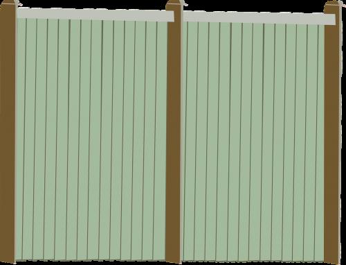 fence fencing wood