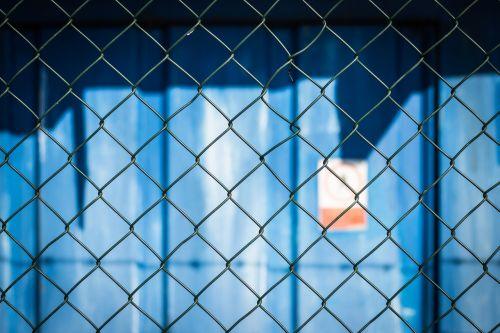 fence iron oploceno