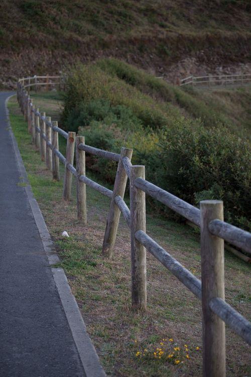 fence close wood