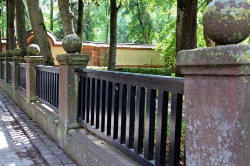 fence garden fence fenced