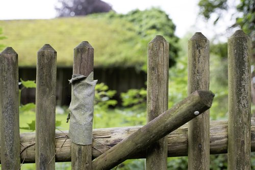 fence  paling  garden fence