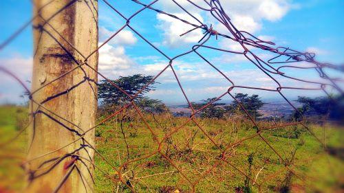 fence nairobi kenya