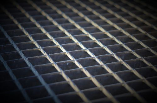 fence metal steel