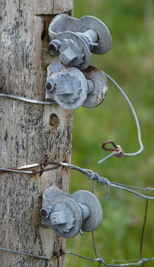 fence post post wood