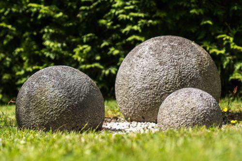 feng shui ball granite