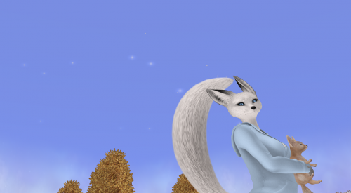 fennec fox fuchs avatar