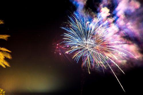 ferragosto fireworks night