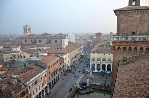 ferrara city history
