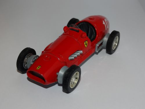 ferrari red toy