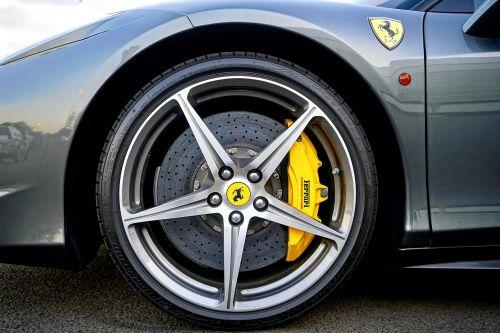 ferrari wheel alloy