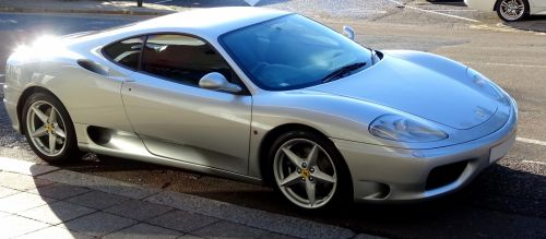 Ferrari 360 Modena Car