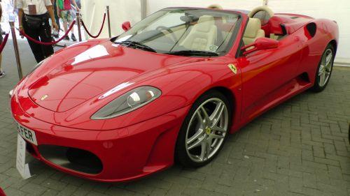 Ferrari 430 F1 Spider