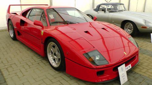 Ferrari F40 Luxury Car