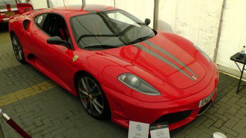 Ferrari F430 Scuderia Car
