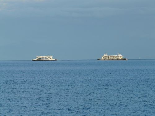 ferries shipping transport