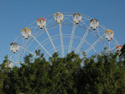 ferris wheel amusement park amusement park ride