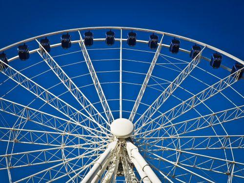 ferris wheel ride leisure