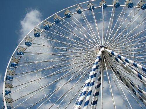 ferris wheel fair market