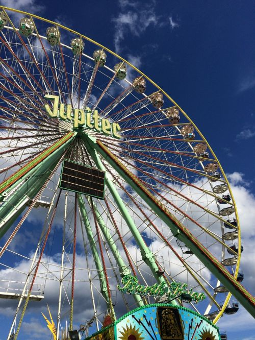 ferris wheel fun ride