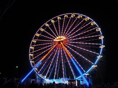 ferris wheel fair ride