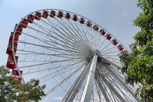 ferris wheel chicago ferris