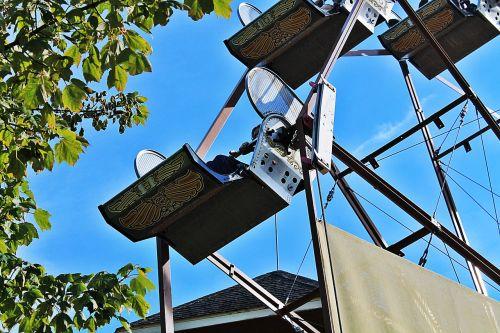 ferris wheel entertainment fair