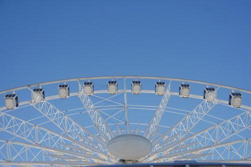 ferris wheel amusement wheel