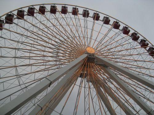 ferris wheel chicago amusement park