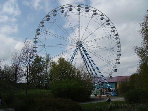 ferris wheel park entertainment