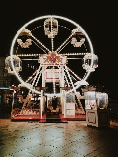 ferris wheel carnival festival