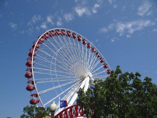 Ferris Wheel So... Big