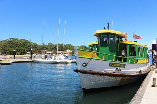 ferry nsw cronulla
