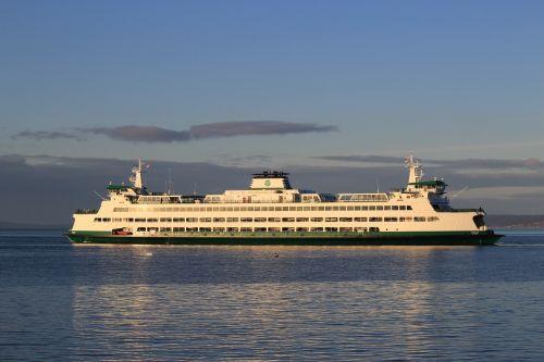 ferry ship passenger