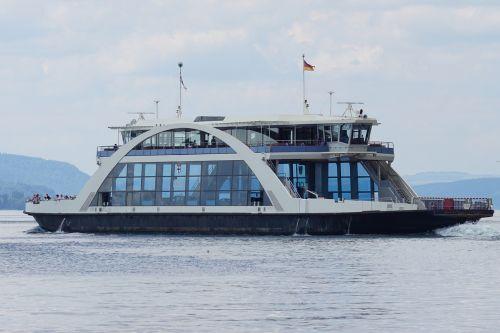 ferry car ferry meersburg - konstanz