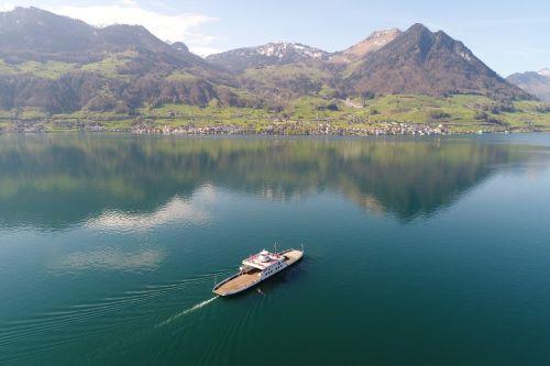 ferry lake lucerne region lucerne