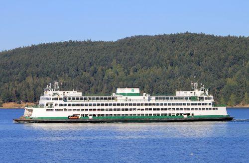 ferry washington state puget sound