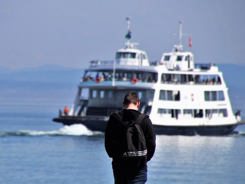 ferry  lake  bodensee
