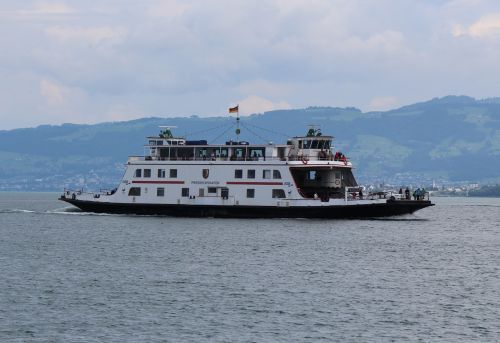 ferry lake constance car ferry