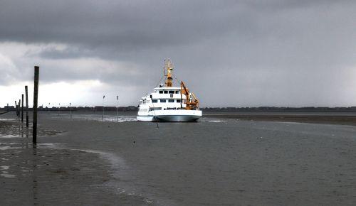 ferry ship north sea