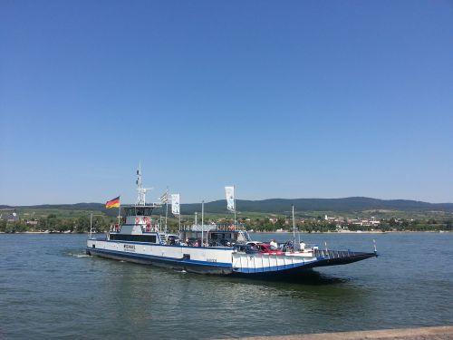 ferry rhine ingelheim