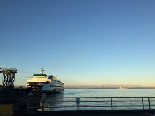 ferry washington puget sound